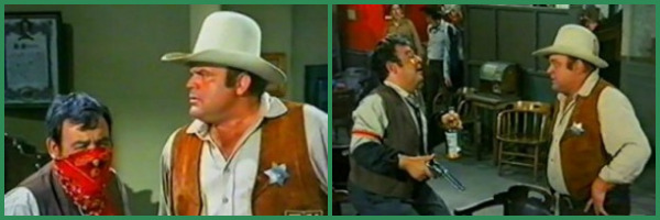 A Lawman's Lot is Not a Happy One